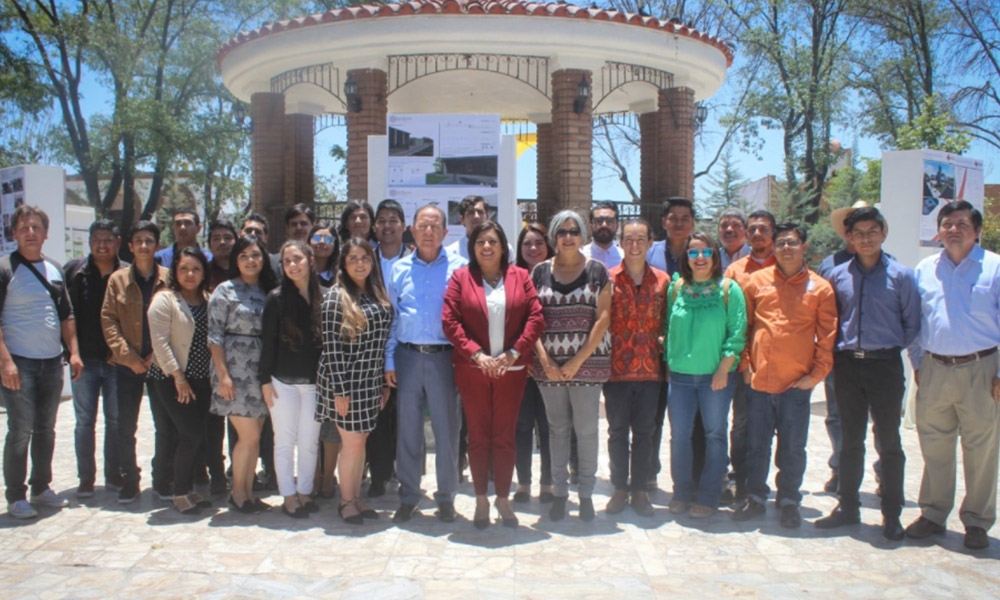 Alumnos de Arquitectura Presentan Proyectos de Infraestructura en Tecate