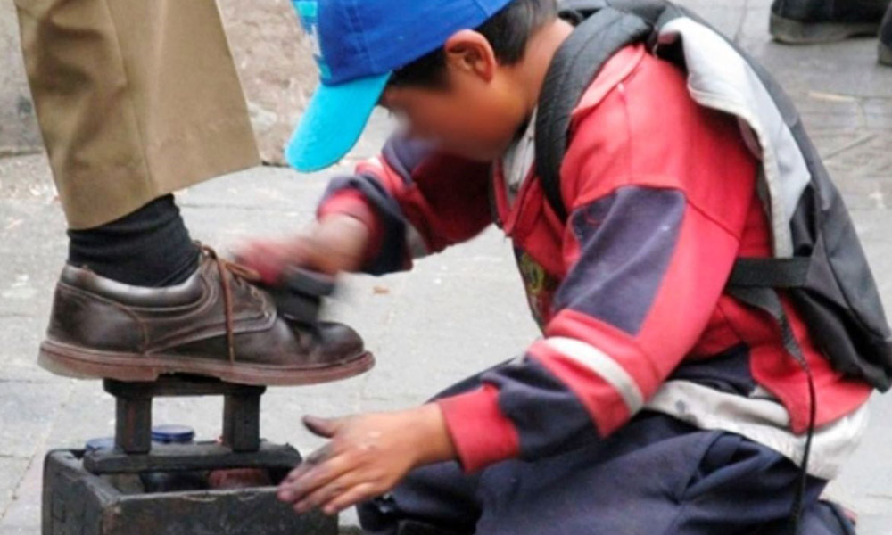 Faltan estrategias para erradicar el trabajo infantil en México