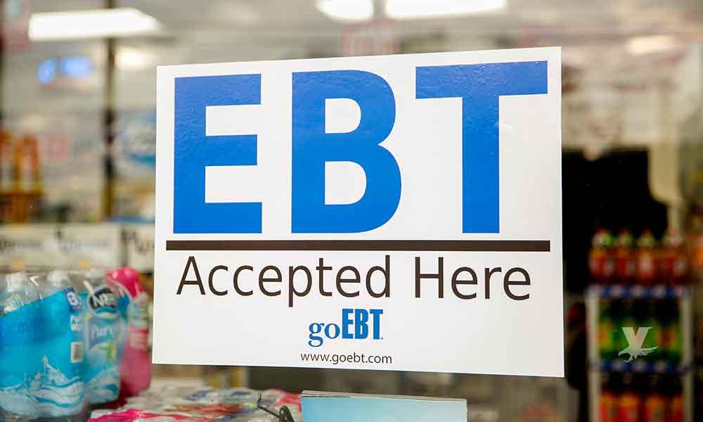 Tarjetas EBT no funcionarán algunos días de junio en California