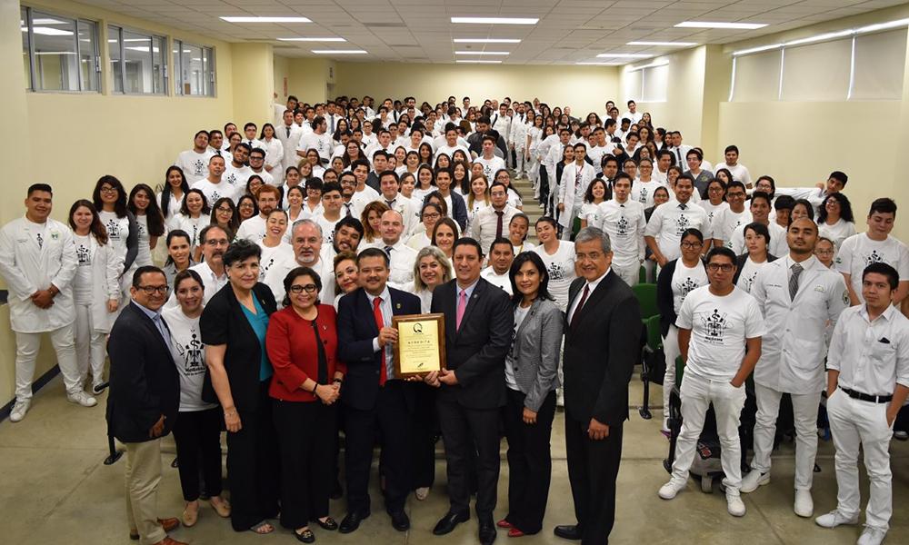 Acreditan por su calidad a Medicina de Valle de las Palmas en Tijuana