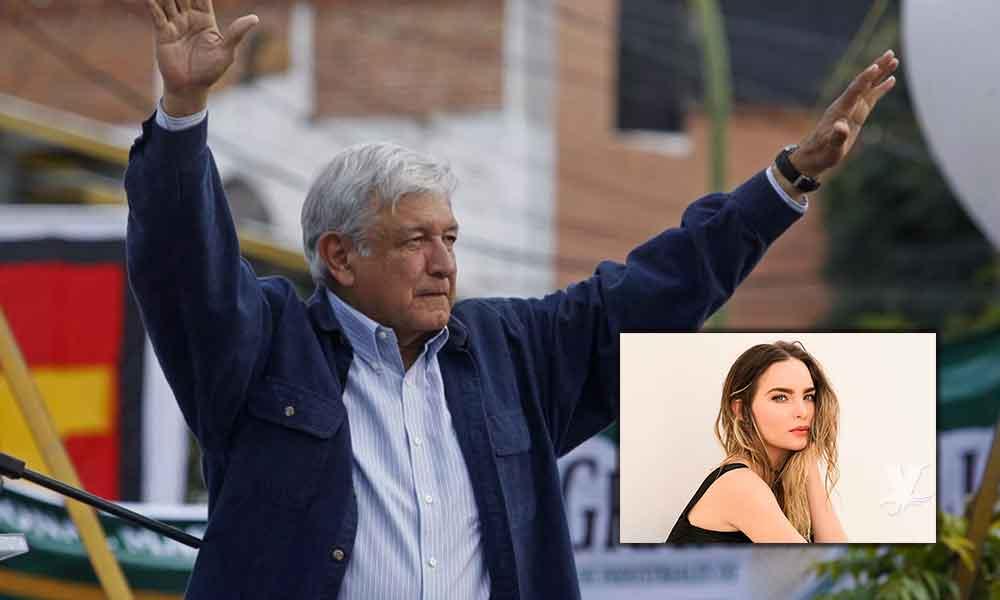 Belinda y Eugenia León entre los cantantes que amenizarán el cierre de campaña de AMLO