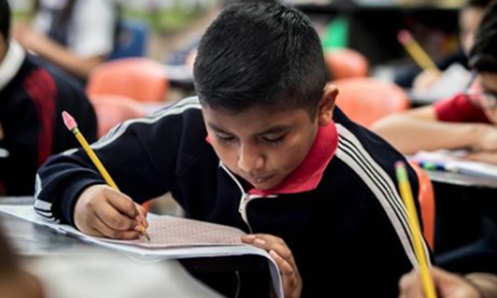 Aplican examen de Evaluación de Aprendizaje en primarias de Baja California