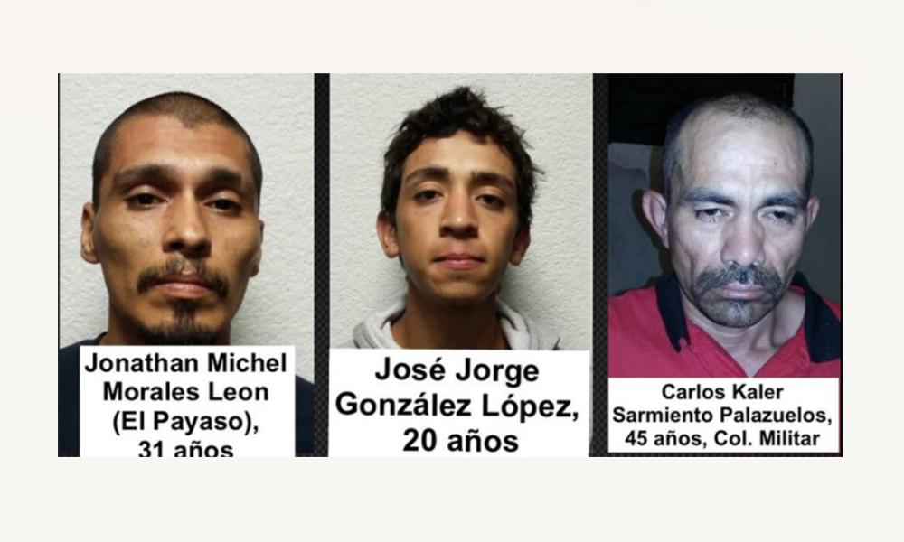Aseguran a 12 peligrosos sujetos en diferentes operativos en Tecate