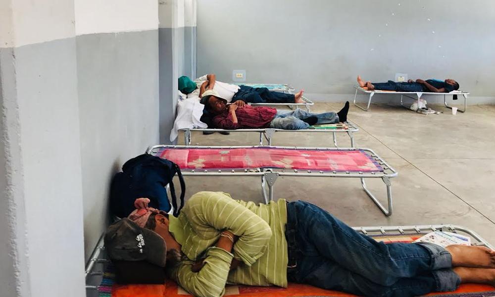 Atienden por golpe de calor a 58 personas en Mexicali
