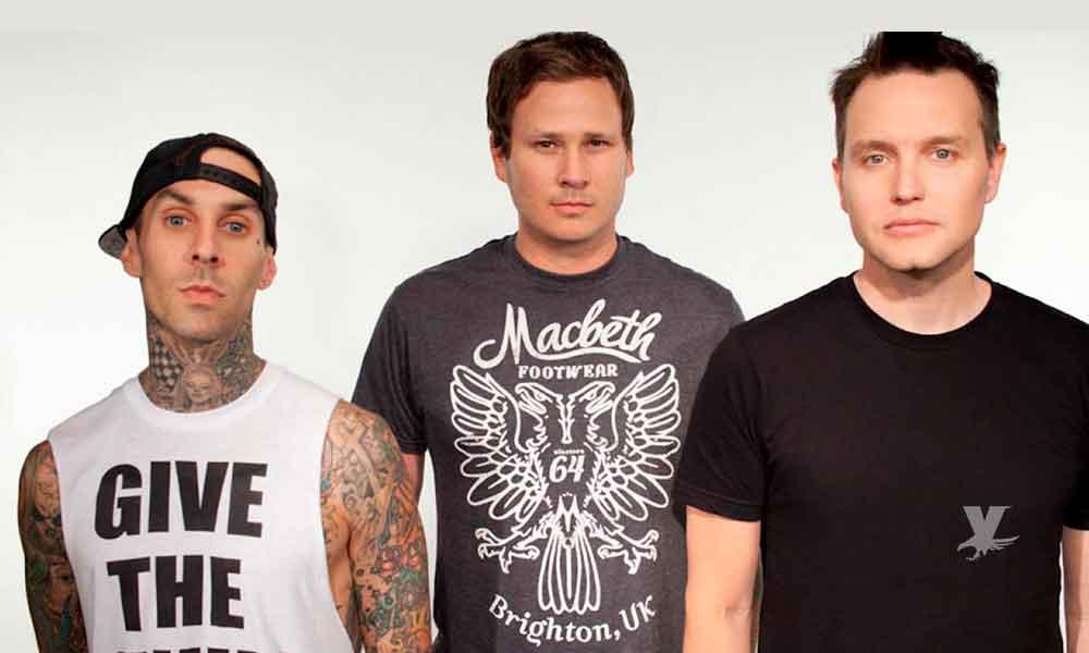 Integrante de la banda Blink 182 al borde de la muerte