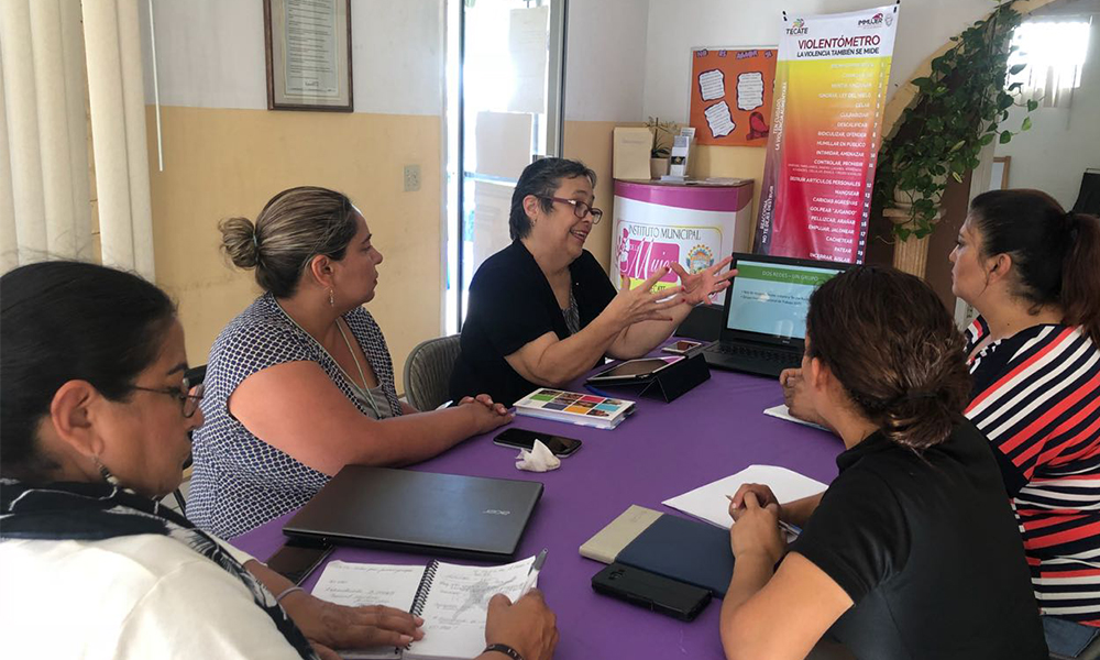 Buscan erradicar la violencia con actividades sociales, culturales y deportivas en Tecate