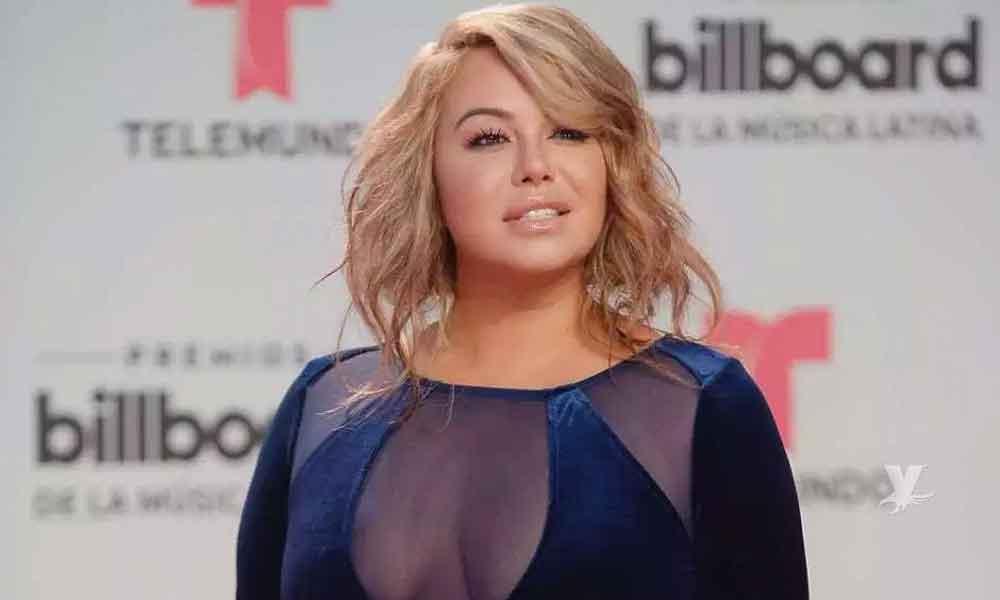 Video Chiquis Rivera Se Desnuda Para Inspirar A Otras Mujeres