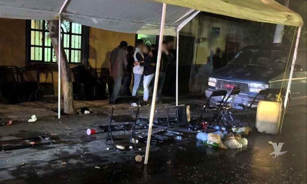 Comando armado disparó contra los asistentes de un velorio, dejando 2 muertos y 10 heridos