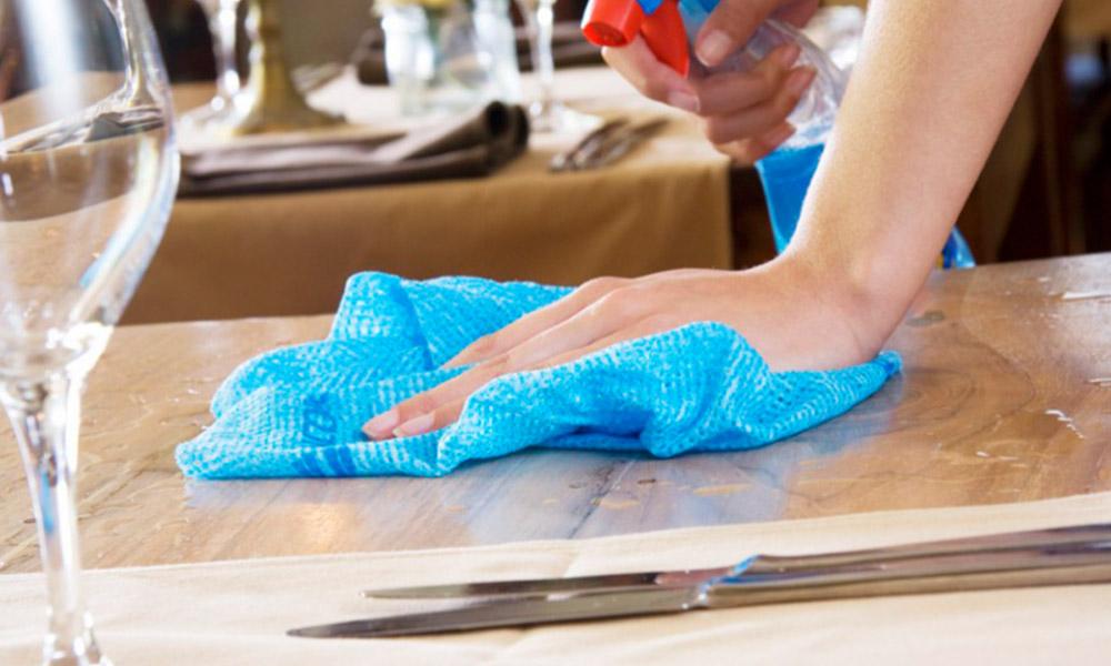 ¡Cuidado! Las toallas de cocina pueden afectar tu salud