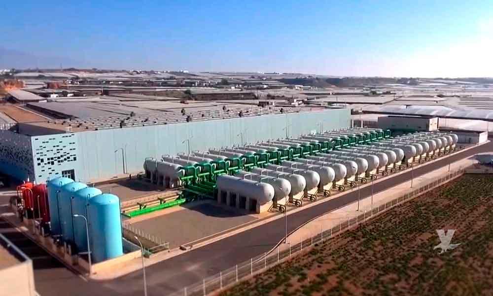 La Desaladora de Ensenada no resolverá problema del agua a corto plazo: CCEE
