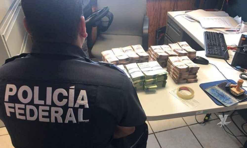 Detienen a 3 hombres armados con casi 3 millones de peso
