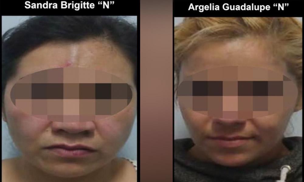 Detienen a dos mujeres en posesión de arma de fuego en Tijuana