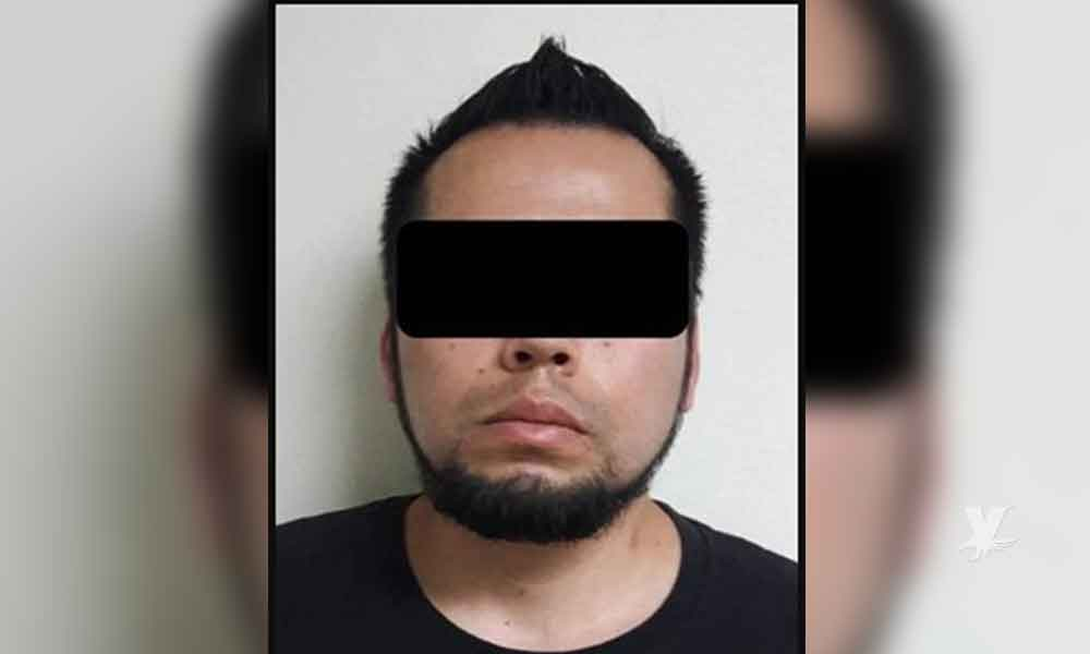 "Capturan a Marco Antonio ""N"" por homicidio calificado en Tijuana"