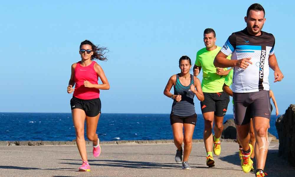 30 minutos diarios de ejercicio son necesarios para una buena salud