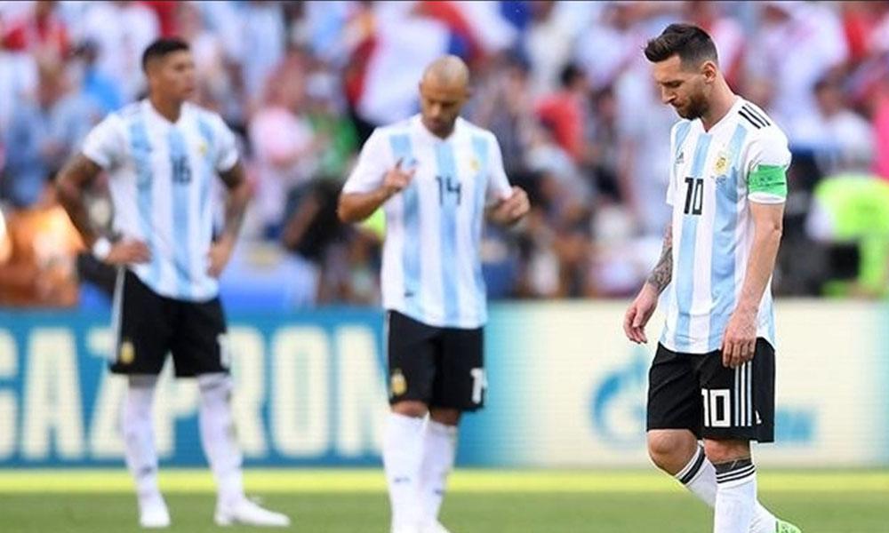 """Francia pisoteó el discurso argentino; ni """"capacidad de los tiempos"""" ni """"cuchillo entre los dientes"""""""