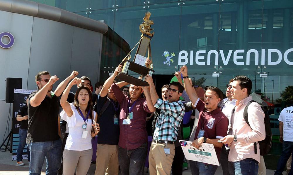 Triunfan Cecyte Altiplano y Citedi en IPN Bajabot 2018 en Tijuana