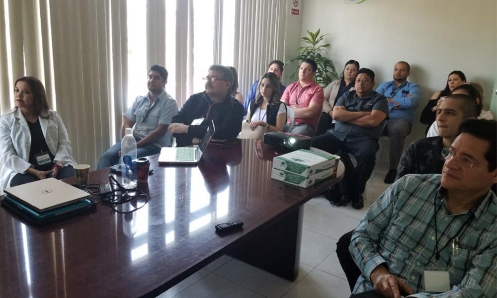 Imparten taller teórico-práctico para anestesiólogos de la Unidad de Especialidades Médicas de Tijuana