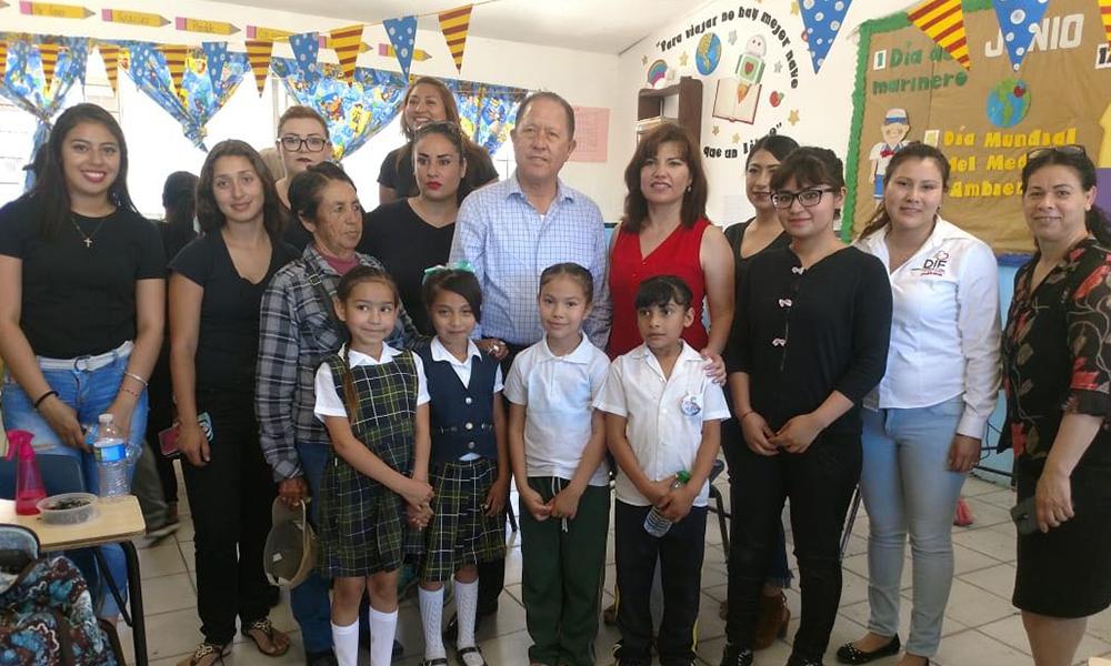Impulsan Feria de los Valores de DIF Tecate el cuidado de la niñez y la armonía familiar