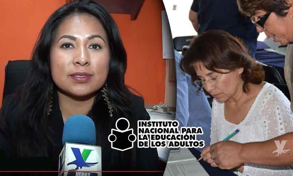 Invita Regidora Judith Armenta a La Jornada de Alfabetización en Tecate