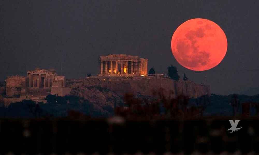 ¡Prepárense! En julio ocurrirá el eclipse lunar más largo del siglo XXI