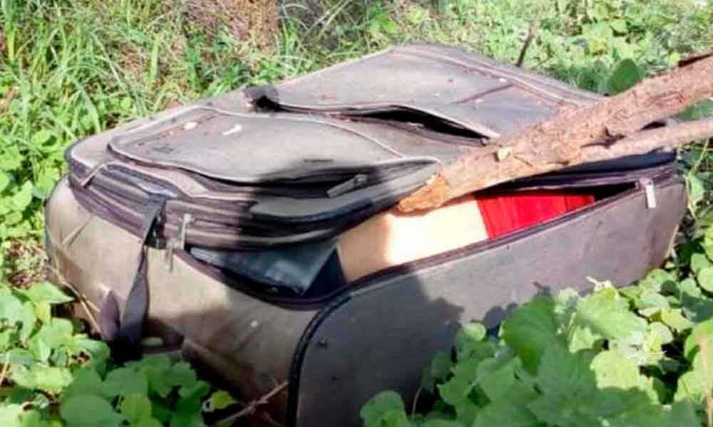 c290e1e3a Encuentran dentro de una maleta el cadáver de alumna reportada desaparecida