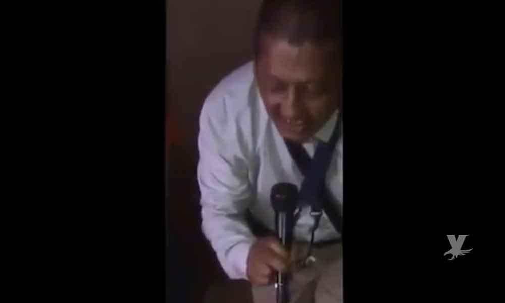 (VIDEO) Pastor pide en misa que volcán mate a más personas en Guatemala