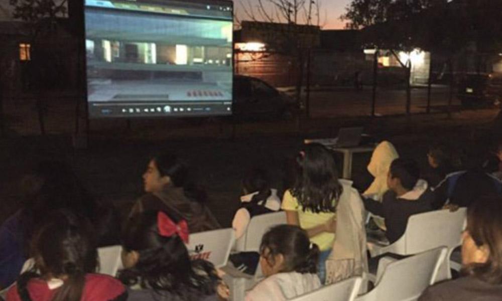 Presenta IMAC cine en tu colonia, entre otros eventos en Tijuana