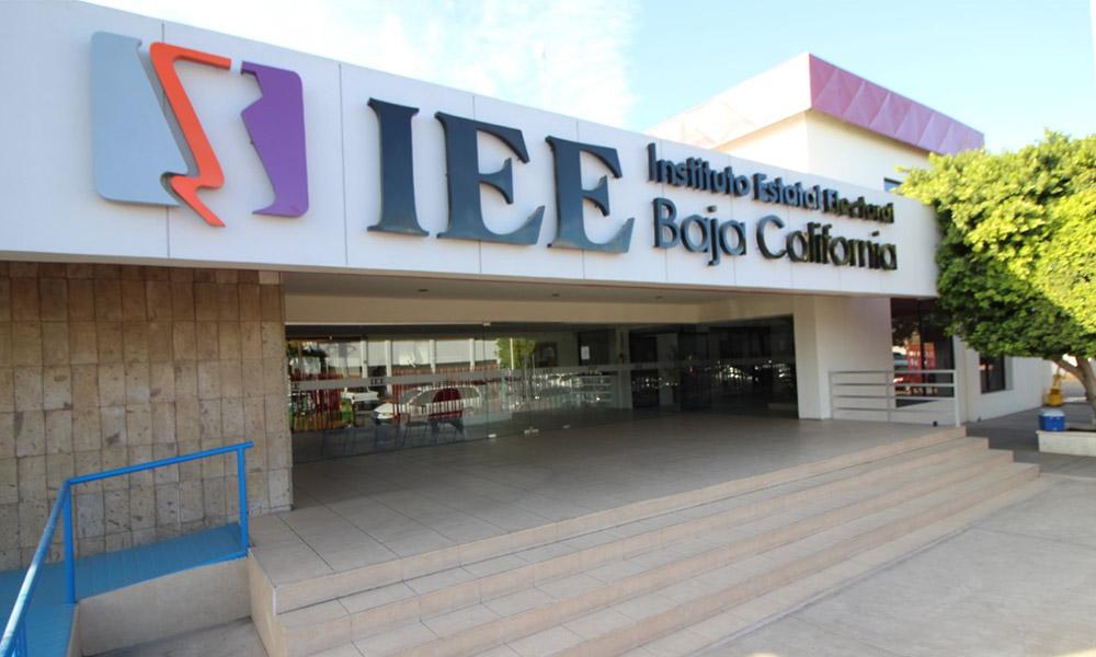 Realizará IEEBC octava sesión extraordinaria en Mexicali