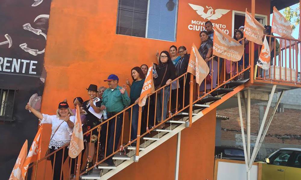 Asociaciones civiles respaldan a la sociedad: Marina Calderon