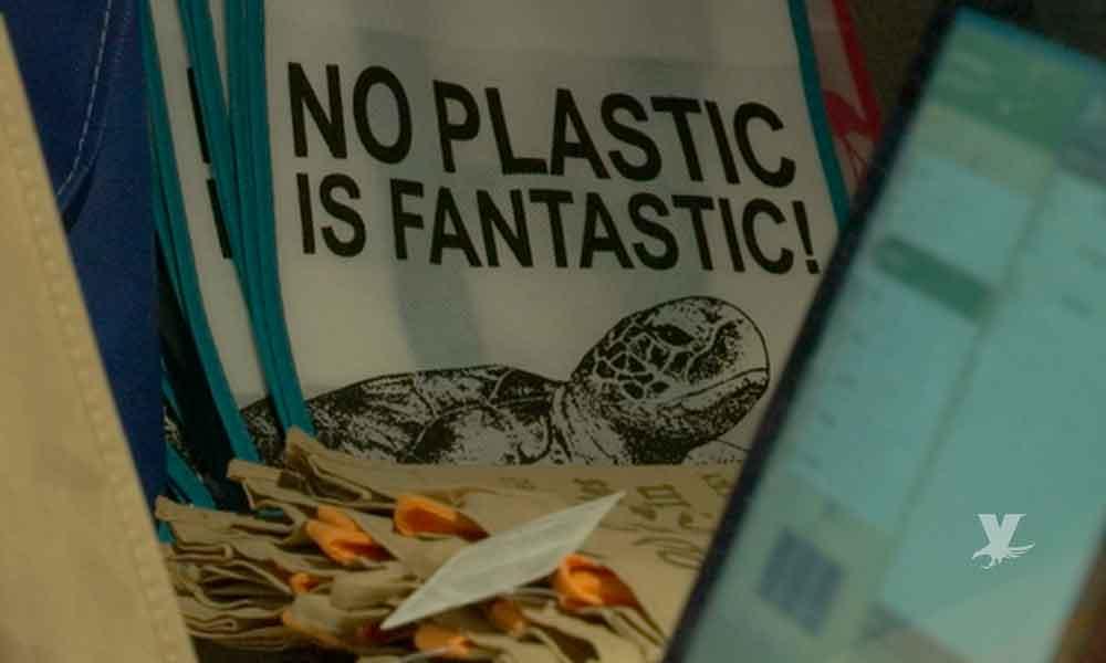 SeaWorld retira los popotes y bolsas de plástico de todos sus parques
