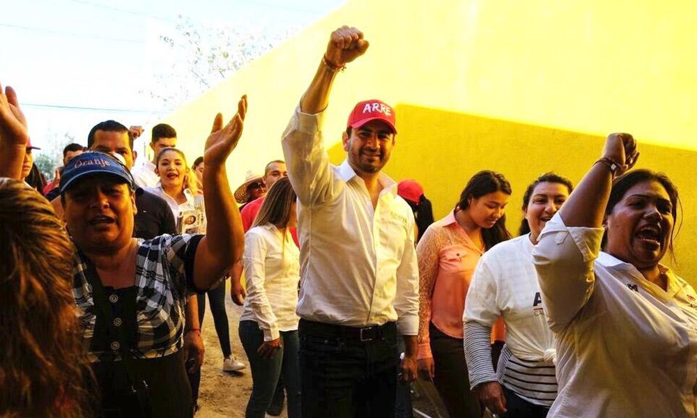Trabajará Arregui para regresar la tranquilidad a Baja California