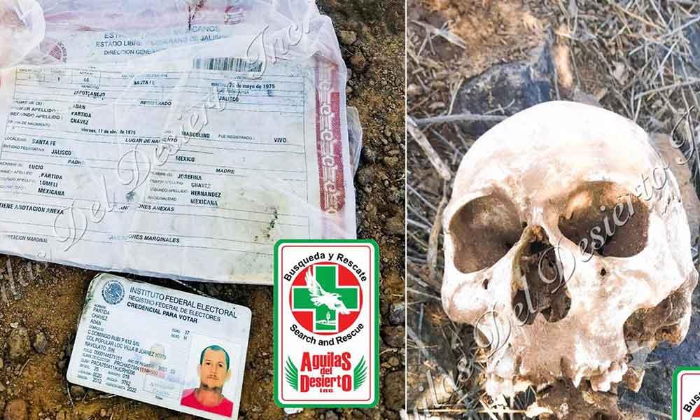 Localizan restos de migrante en Desierto de Arizona; buscan a sus familiares