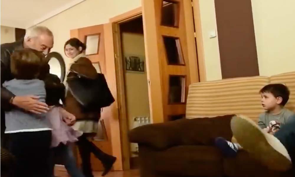 El vídeo viral sobre los abuelos que lleva ya 12 millones de visitas