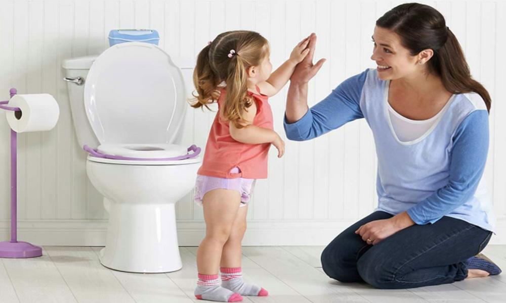 3 secretos para que tu hijo vaya al baño en tres días…