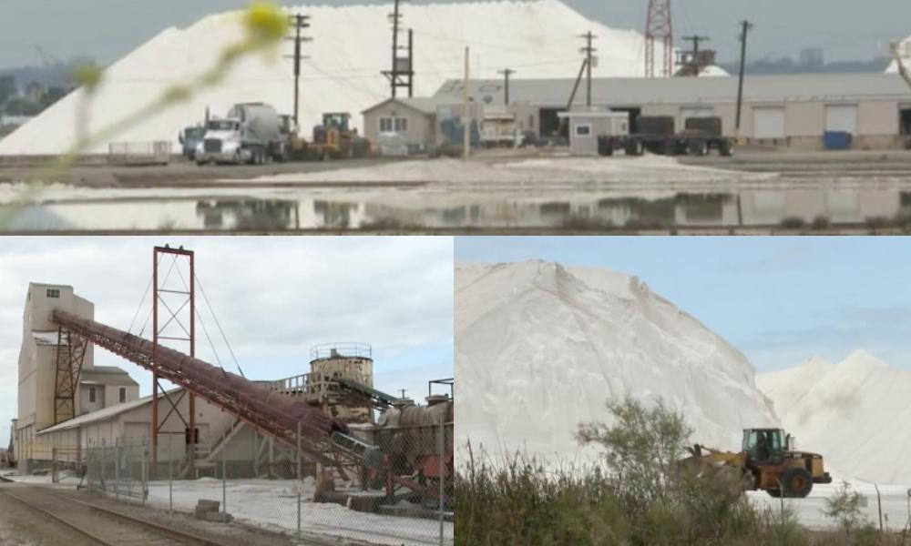 Visita en San Diego: Las minas de sal de Chula Vista