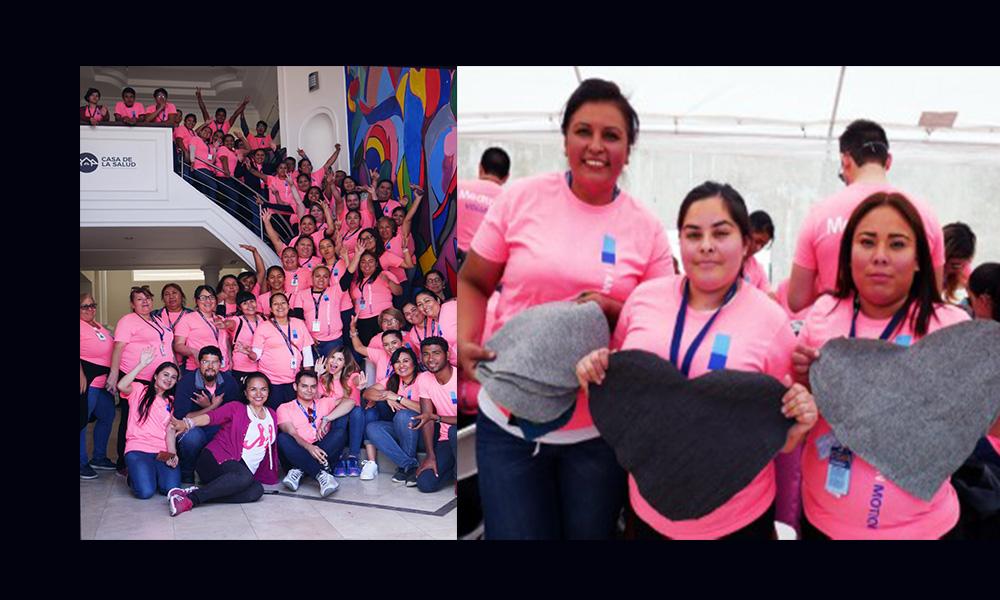 Mejora Medtronic México la calidad de vida de las mujeres con cáncer en Tijuana