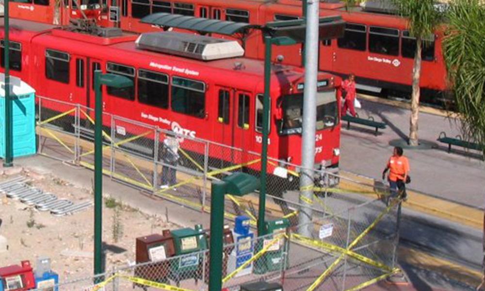 Aplicarán multas a peatones infractores en San Diego