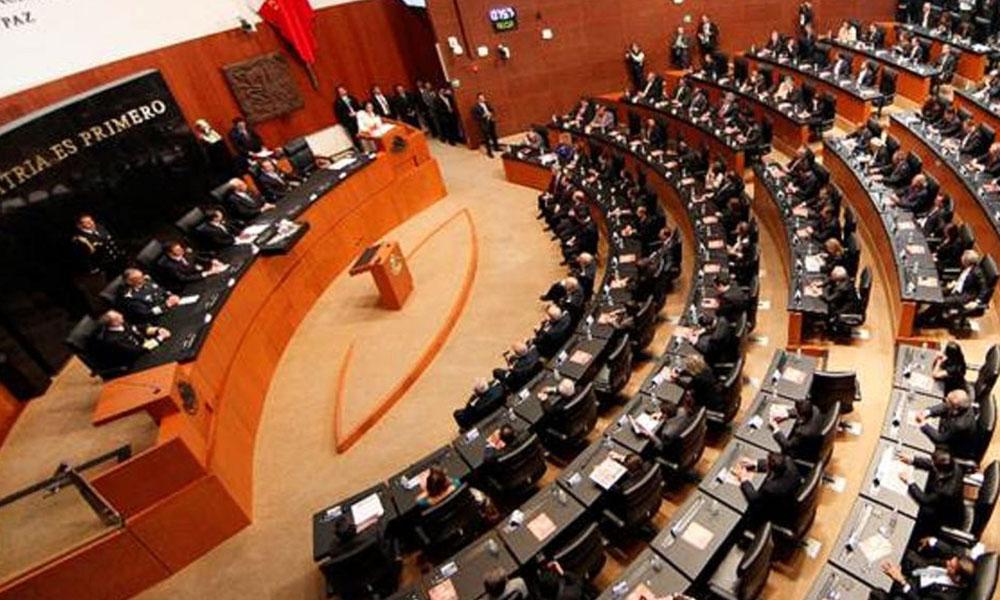 El Senado se pintará de guinda con Morena