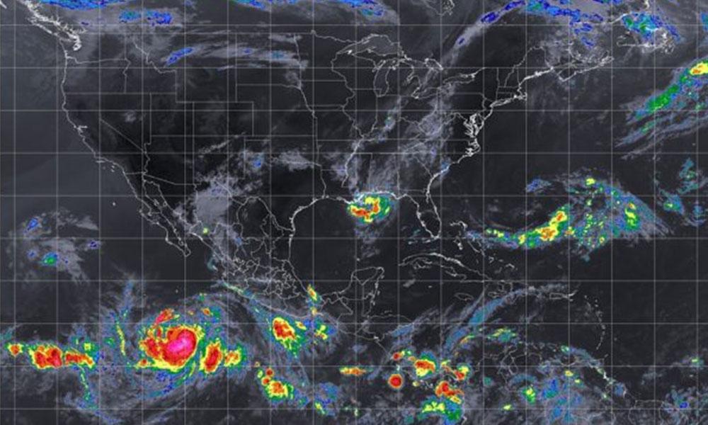 Fabio se fortalece y se convierte en  huracán en el Pacífico