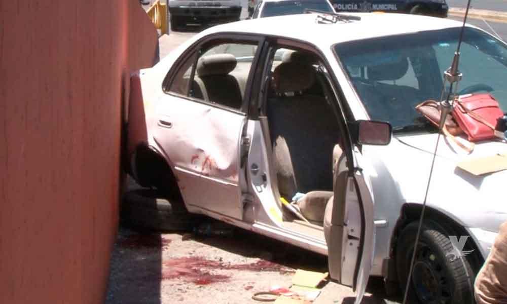 Dos mujeres de la tercera edad lesionadas, fueron atropelladas por un automóvil sin chofer en Ensenada