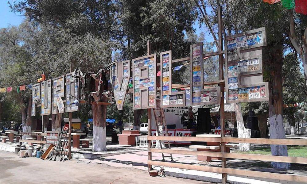 Actividades para el 99 aniversario de Valle de las Palmas en Tecate