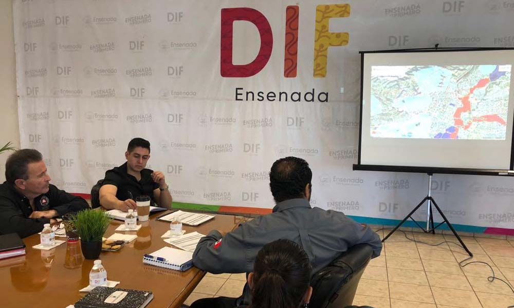 Analizan la habilitación de los refugios temporales en Ensenada