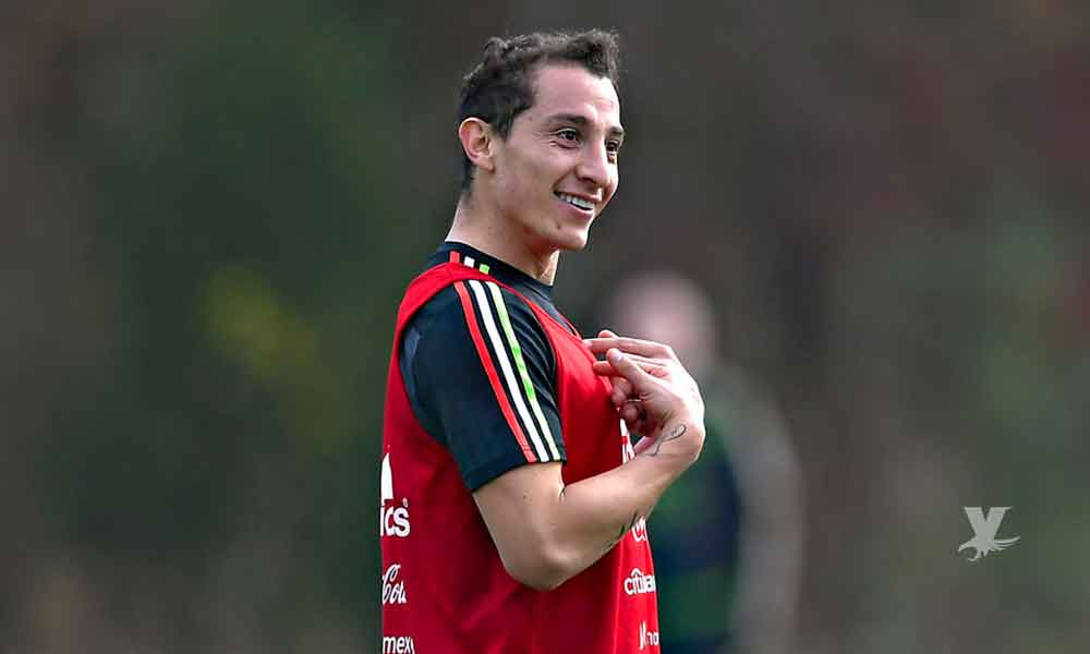 Andrés Guardado espera regresar pronto a defender la camiseta del Atlas