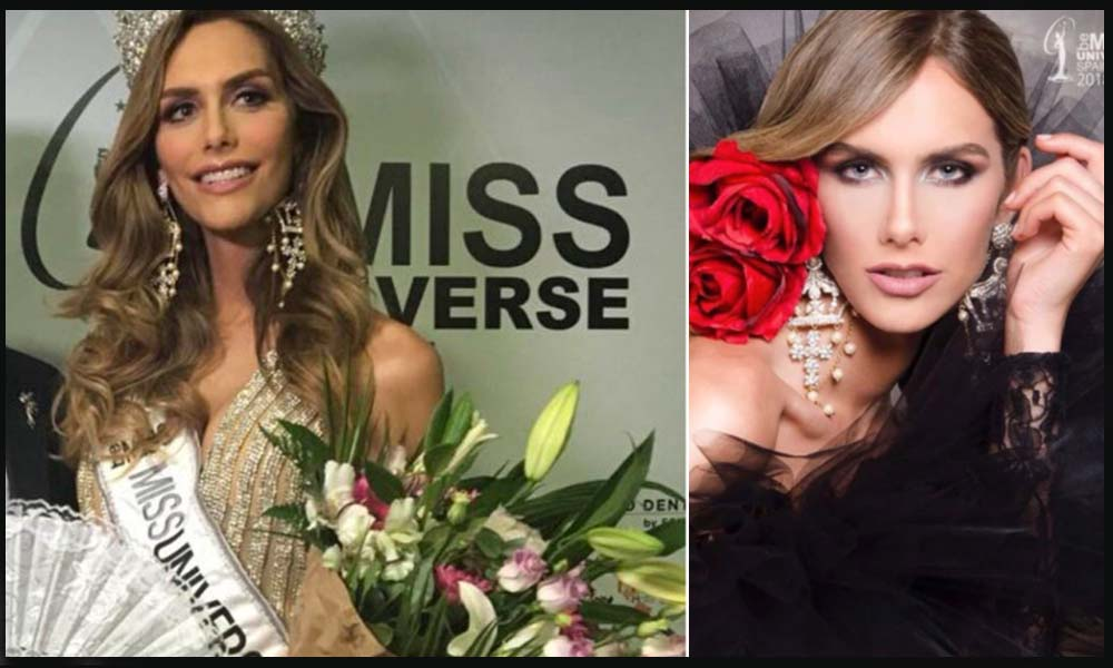 Ángela Ponce, primera transexual que aspira a Miss Universo