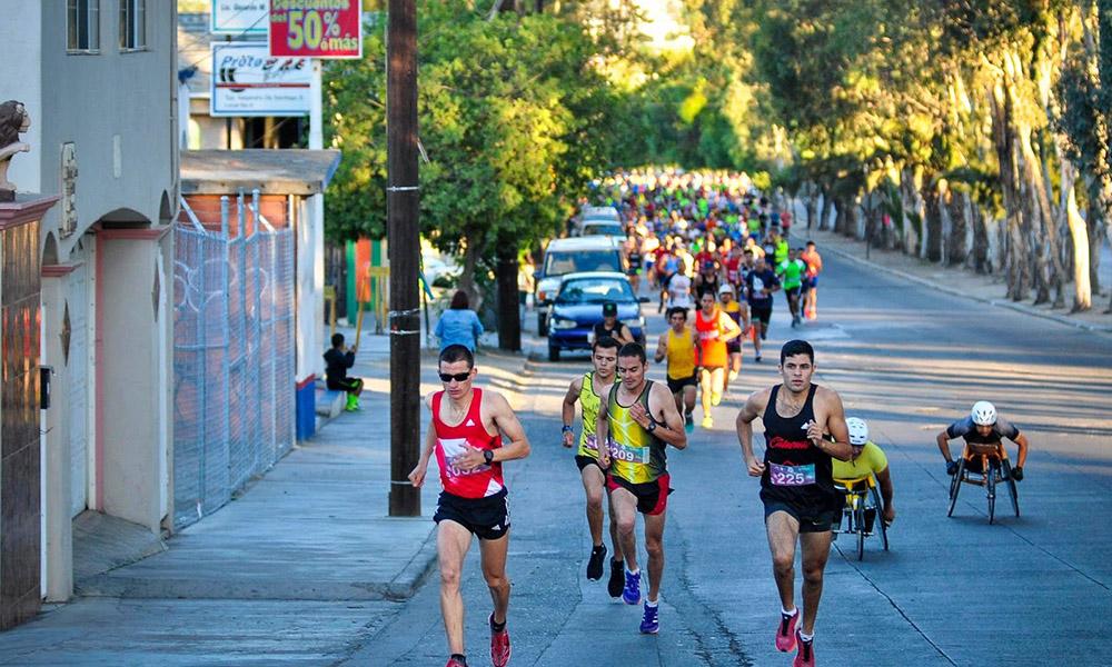 Anuncia IMDETE avances del Medio Maratón Tecate 2018