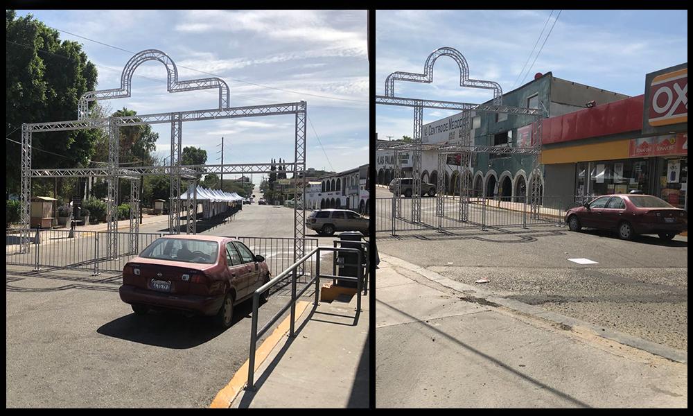 Anuncian cierre parcial de vialidades en Tecate por la Feria Tecate en Marcha; solicitan tomar vías alternas
