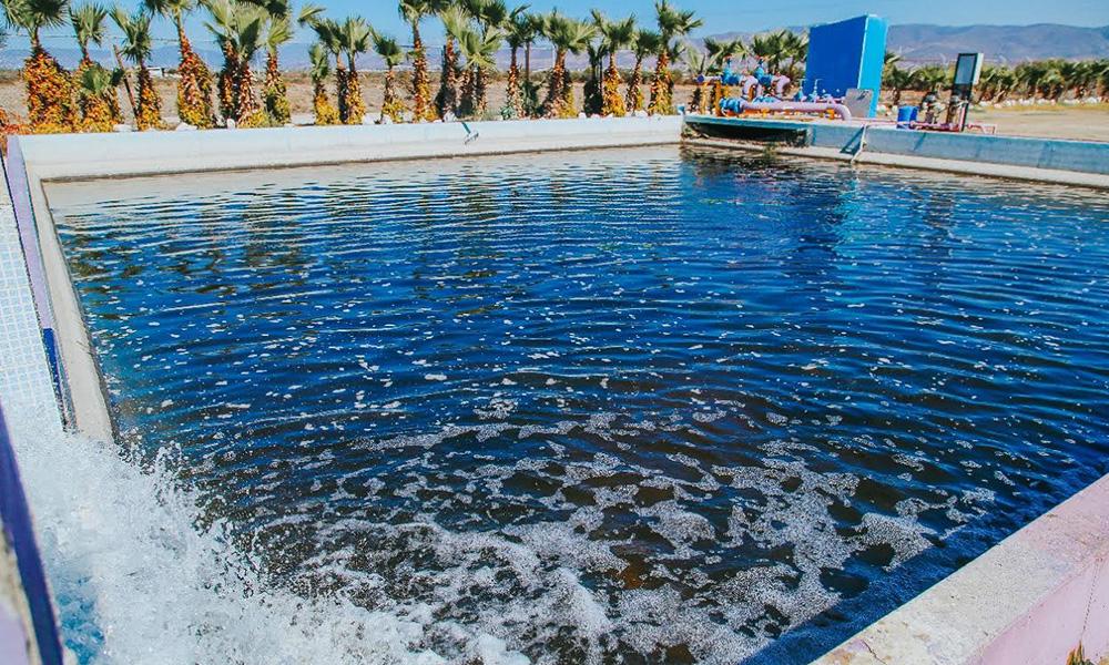 Anuncian que planta desaladora de Ensenada ya se encuentra suministrando agua