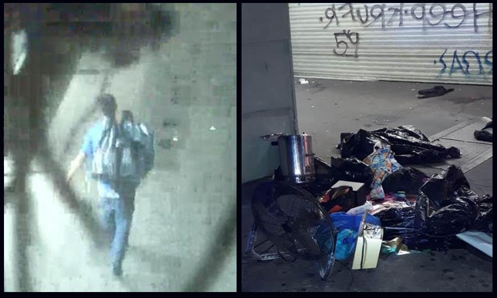 Apoya C2 detención de ladrón en Zona Centro de Tijuana