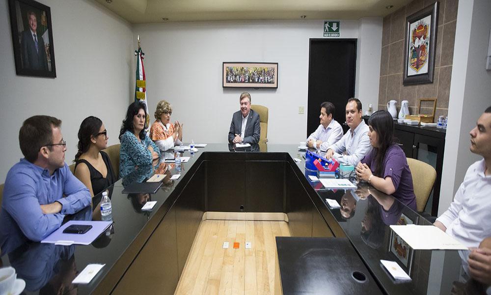Apoyan a jóvenes emprendedores con proyectos innovadores de impacto social en Baja California