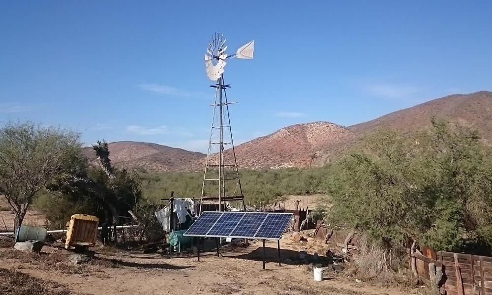 Apoyarán con equipamiento de pozos a los ganaderos de la zona costa de Baja California